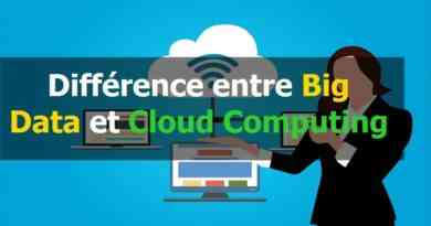 Différence entre Big Data et Cloud Computing