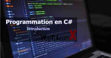 Introduction en C#