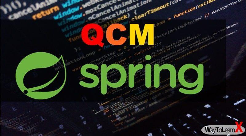 QCM Spring