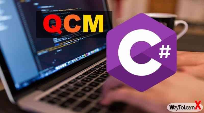 qcm-csharp