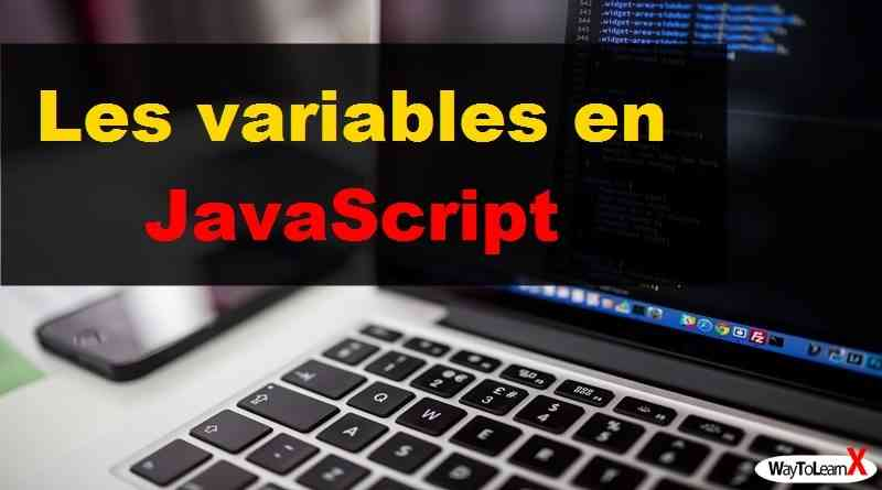 Les variables - JavaScript