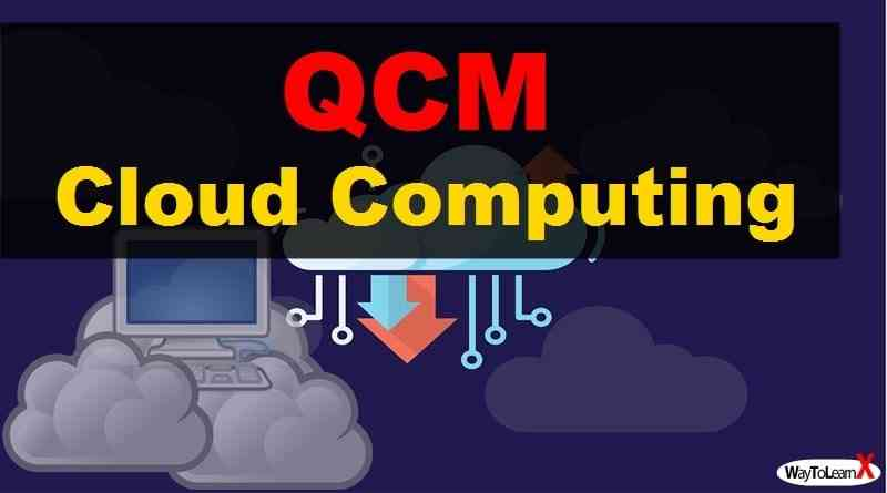 QCM Cloud Computing
