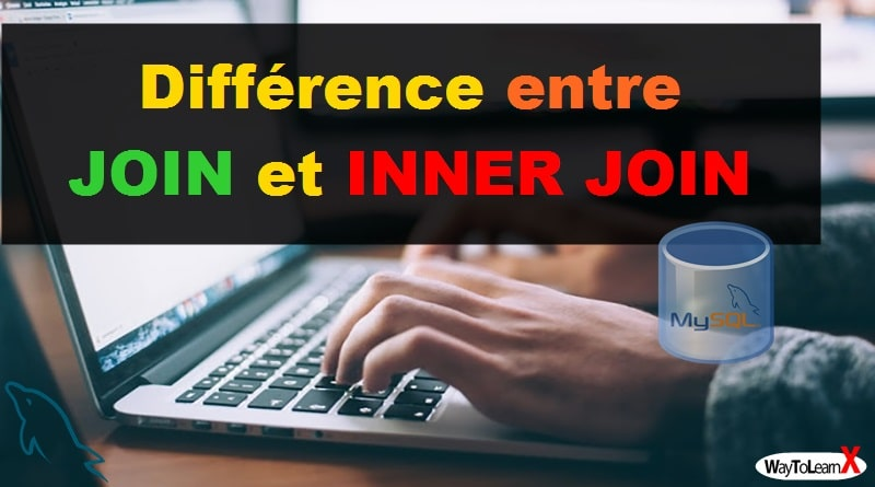 Différence entre JOIN et INNER JOIN