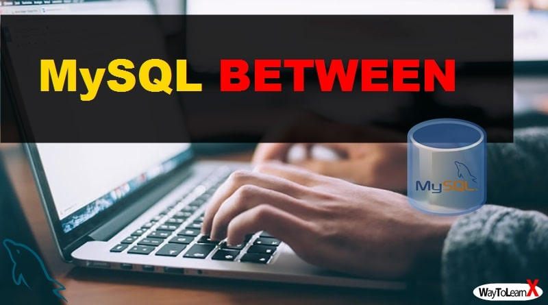 MySQL BETWEEN