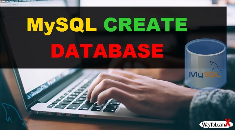 MySQL CREATE DATABASE