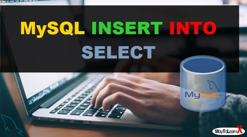 MySQL INSERT INTO SELECT