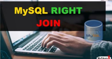 MySQL RIGHT JOIN