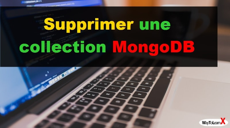 Supprimer une collection MongoDB