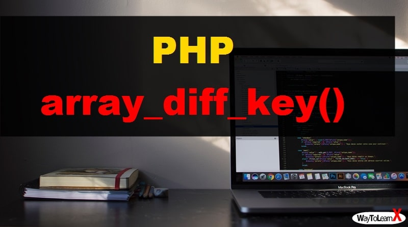 PHP array_diff_key