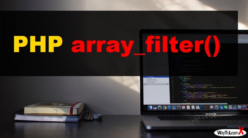 PHP array_filter