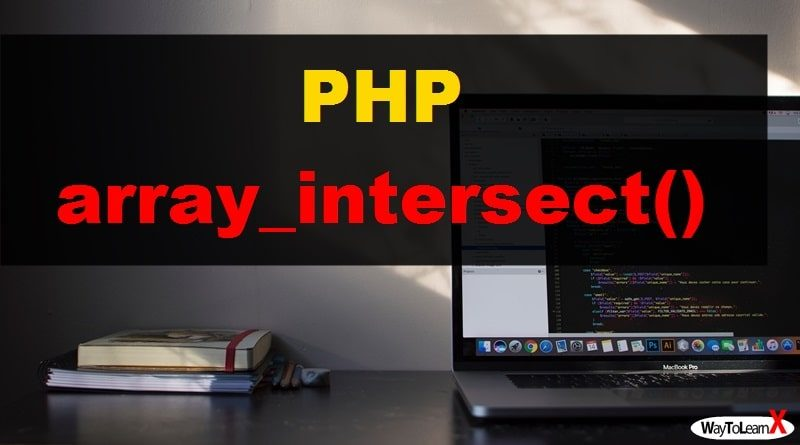 PHP array_intersect