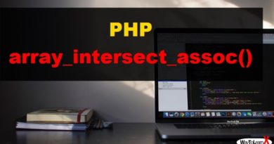 PHP array_intersect_assoc
