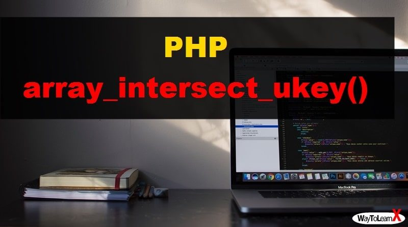 PHP array_intersect_ukey