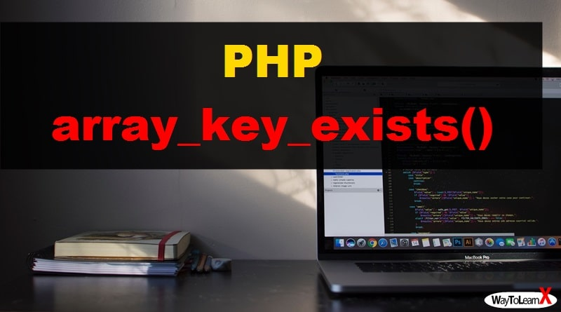 PHP array_key_exists