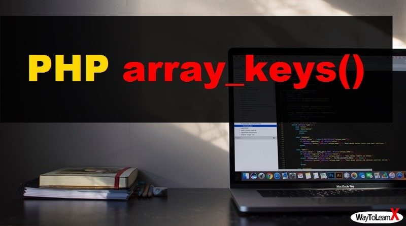 PHP array_keys
