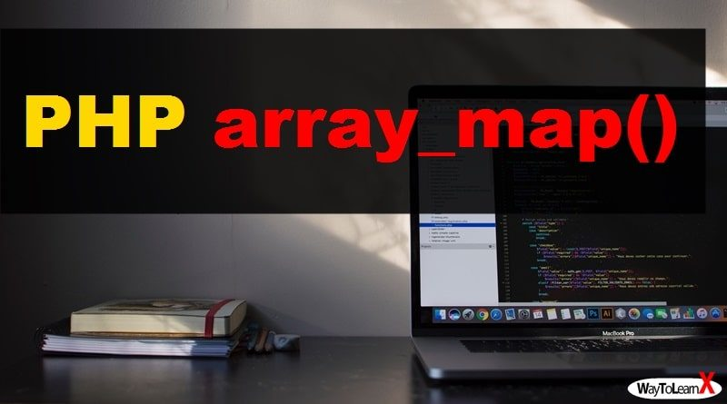 PHP array_map