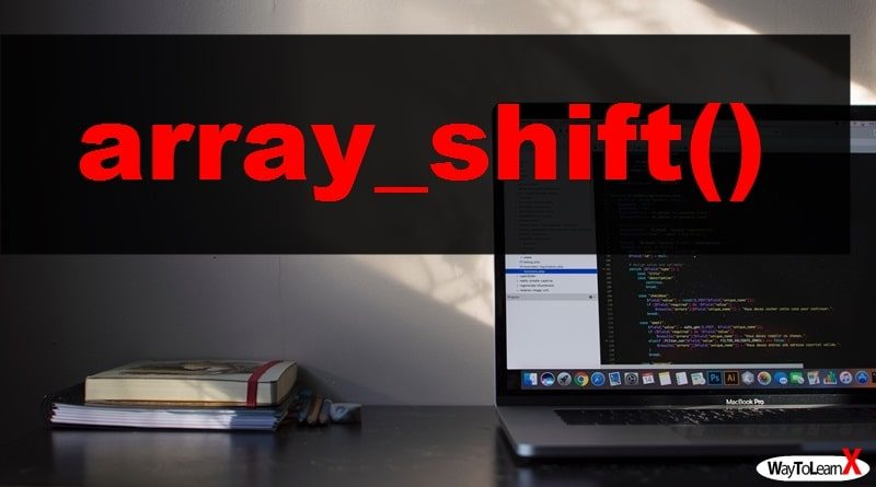 PHP array_shift
