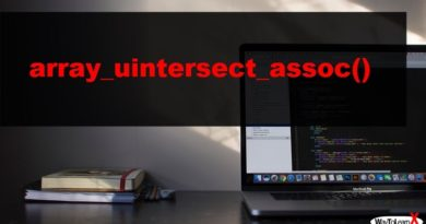 PHP array_uintersect_assoc