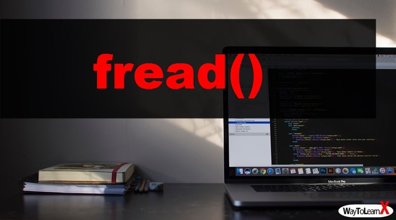 PHP fread