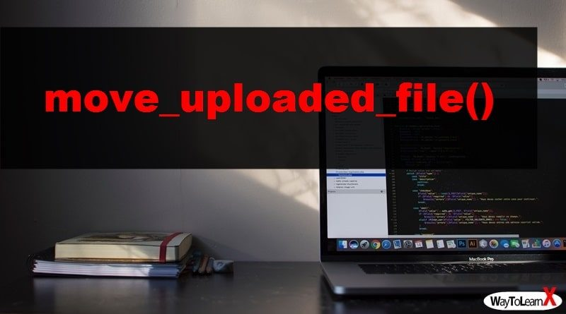 PHP move_uploaded_file