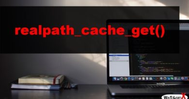 PHP realpath_cache_get