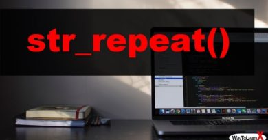 PHP str_repeat