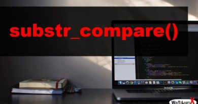 PHP substr_compare
