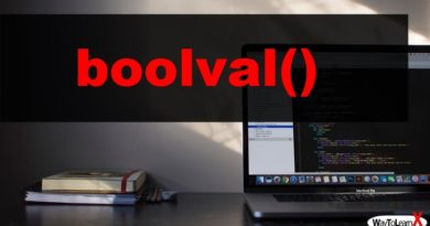 PHP boolval