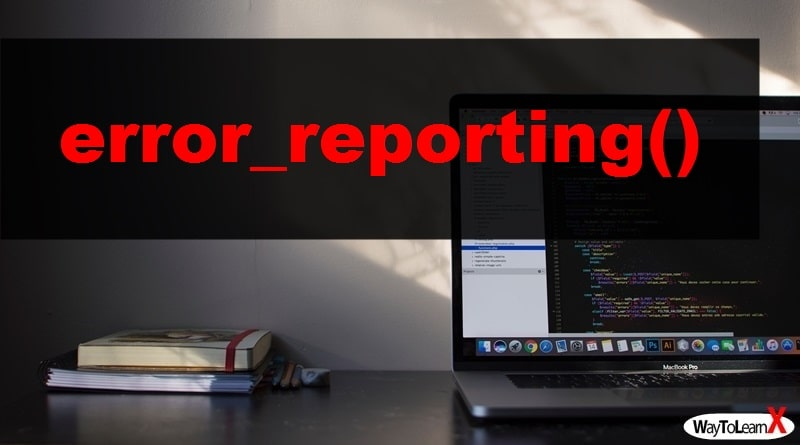 PHP error_reporting
