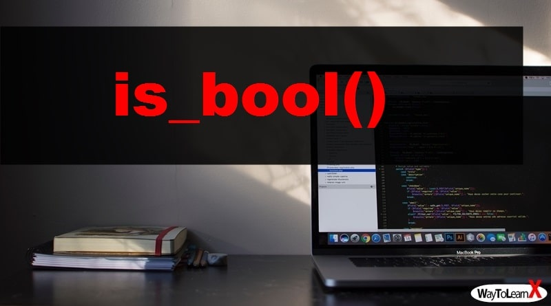 PHP is_bool
