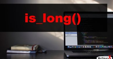 PHP is_long