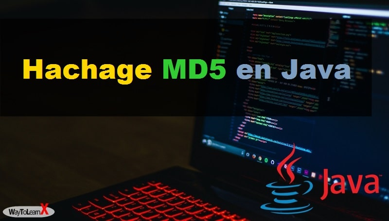 Hachage MD5 en Java