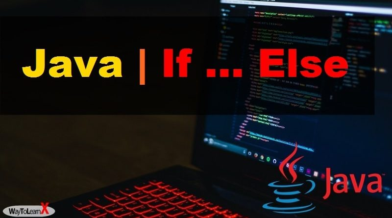 Java - If - Else