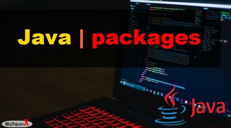 Java - packages