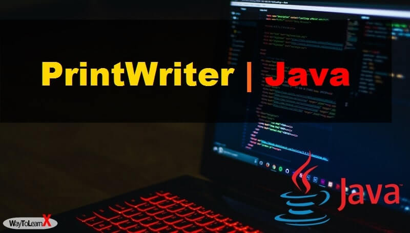 PrintWriter - Java