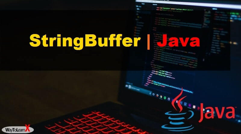 StringBuffer - Java