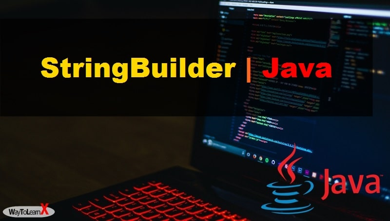 StringBuilder - Java