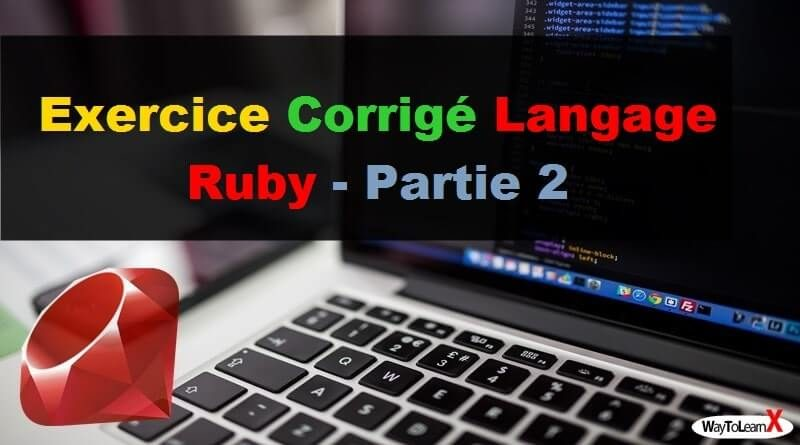 exercice-ruby-p2