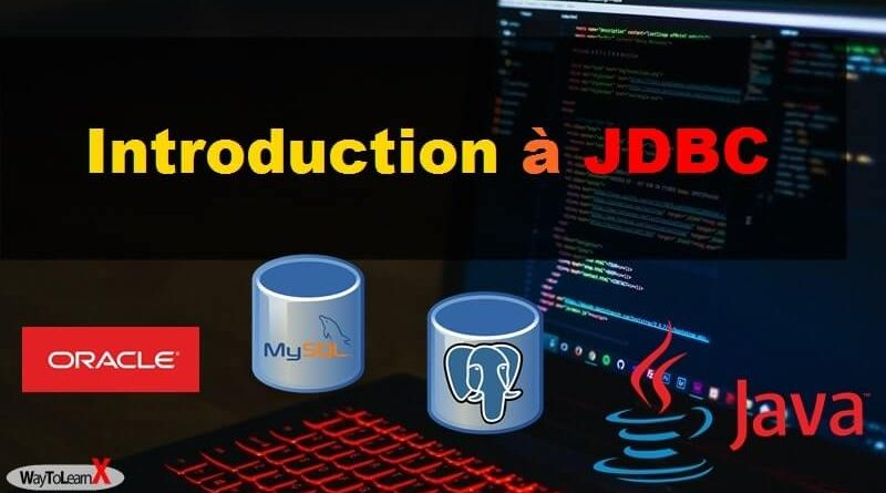 Introduction à JDBC - java