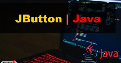 JButton java swing