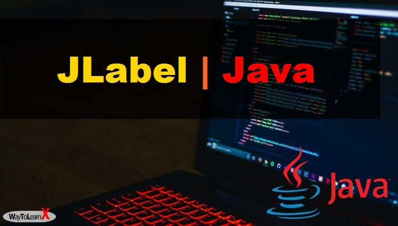 JLabel java swing