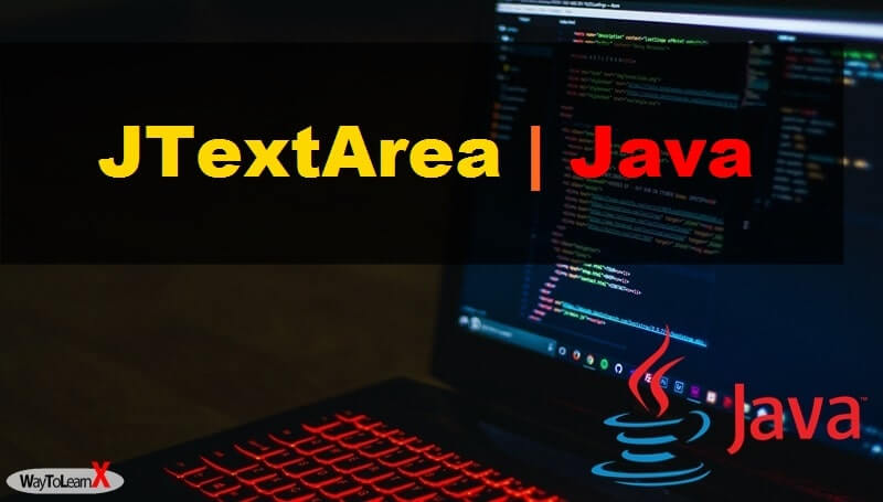 JTextArea Java Swing