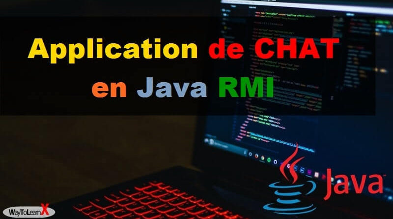Application de CHAT en Java RMI